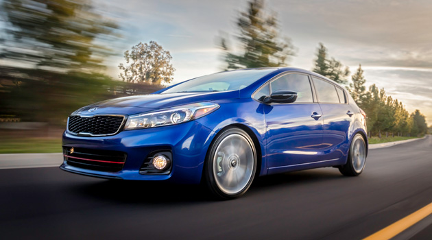 2017 Kia Forte5 Gets Hotter With Bolder Design and Enhanced Content