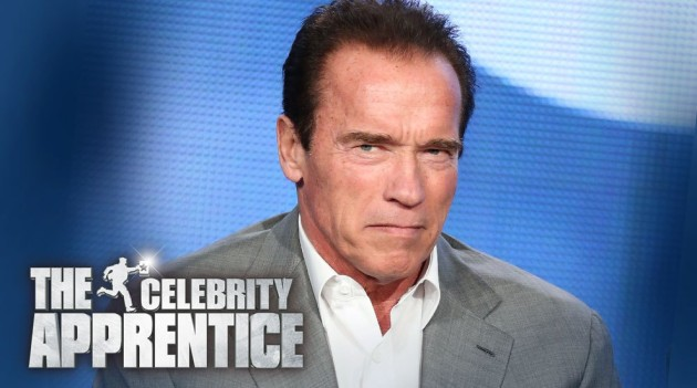 Arnold Schwarzenegger - The Celebrity Apprentice