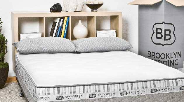 The Brooklyn Bedding Mattress Really Is The #BestMattressEver