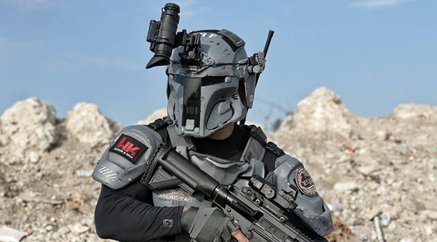 This Boba Fett Inspired Body Armor Is The Best Thing You'll See All Day