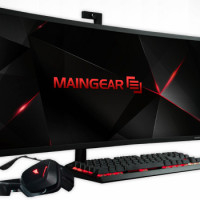 MAINGEAR Unveils ALPHA 34, The Ultimate 34″ Curved Gaming All-in-One PC