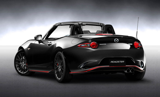 Mazda MX-5 Miata racing concept