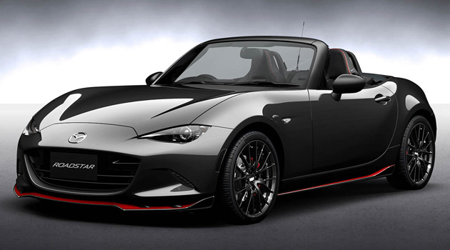 Mazda MX-5 Roadster RS Racing Concept To Debut At Tokyo Auto Salon