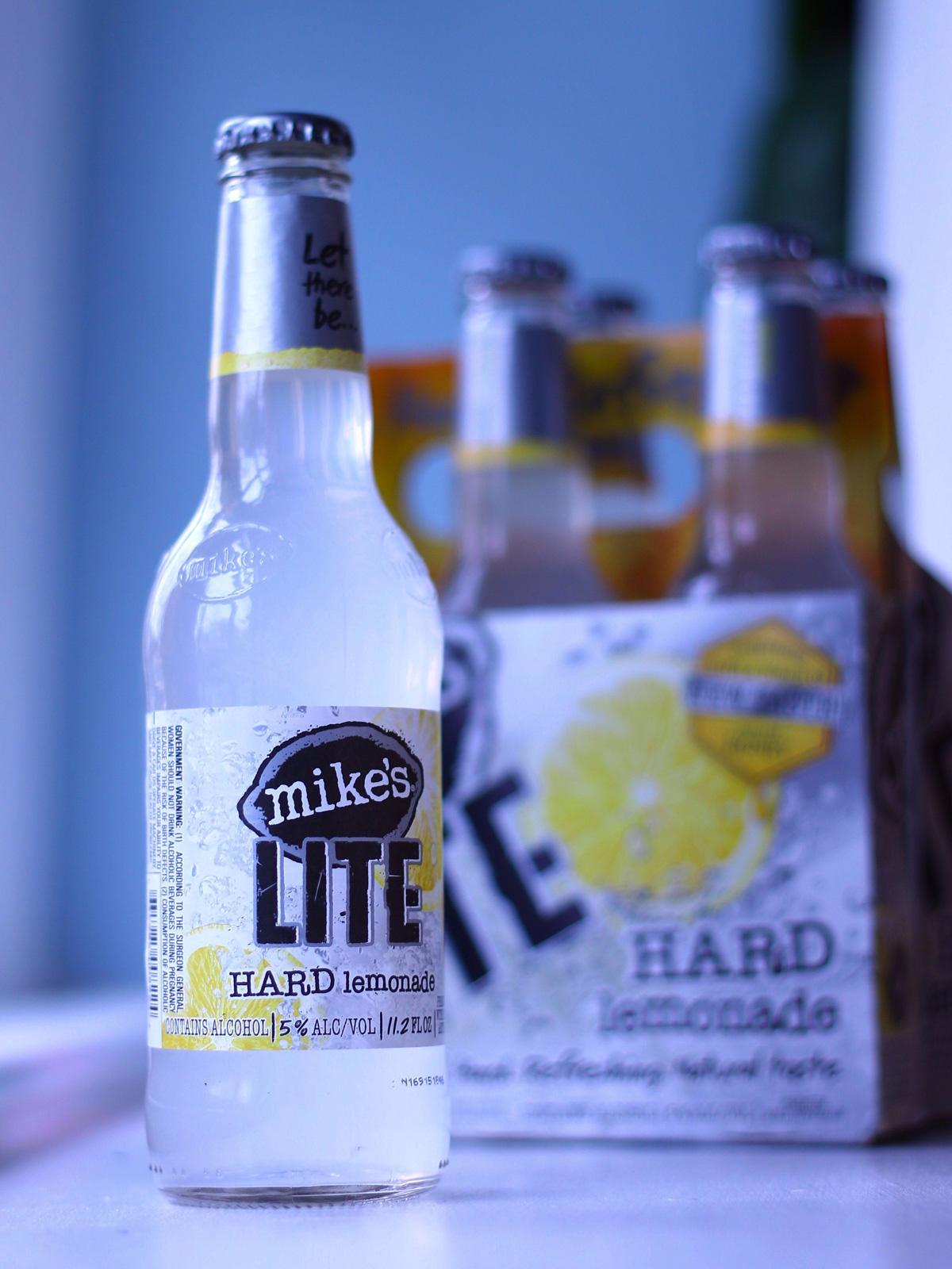 Mike's Lite Hard Lemonade