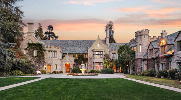 The Playboy Mansion Is For Sale For $200 Million… But There's A Catch!