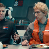 Kylo Ren Goes 'Undercover Boss' On SNL