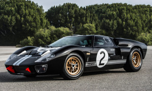 Superformance's 50th Anniversary GT40 To Debut At Barrett-Jackson