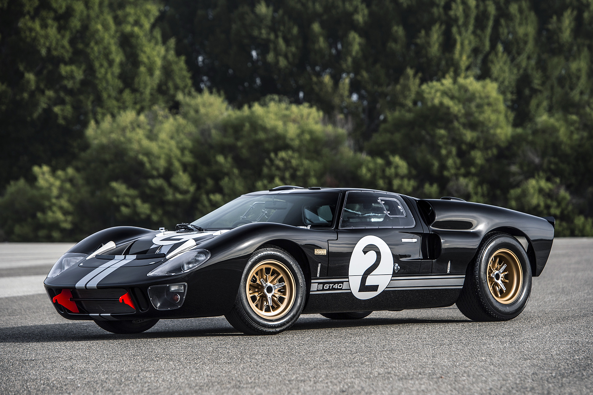 Shelby 50th Anniversary GT40 MKII