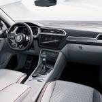 Volkswagen Tiguan GTE Active Concept interior