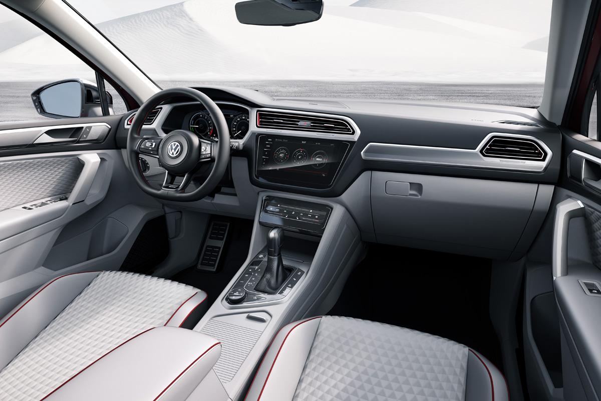 Volkswagen Needs To Build The Tiguan Gte Active Concept