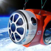 Balloon-Based Space Tourism Company To Offer Trips To Edge Of Space