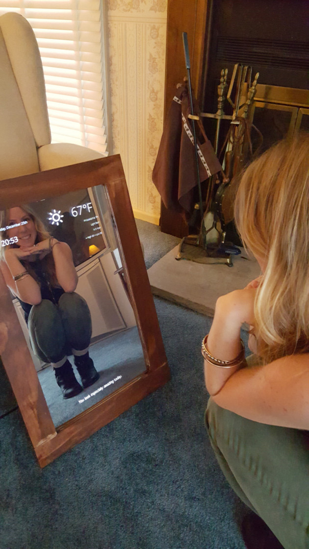 How to build your own smart mirror