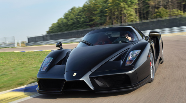 Rebuilt Ferrari Enzo Sells For $1.75 Mil At RM Sotheby's Auction