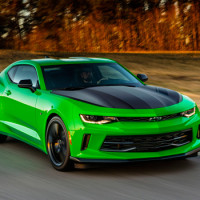 The Chevrolet Camaro 1LE Performance Package Returns For 2017