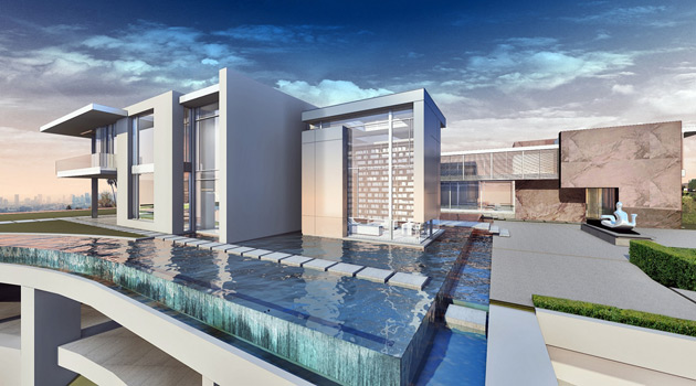 This $500 Million Mega-Mansion In Bel Air Has It All.. And Then Some