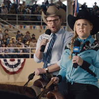 Bud Light Unveils Super Bowl Spot With Amy Schumer And Seth Rogen