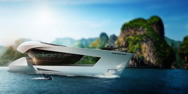 CF8 Superyacht Concept - 1