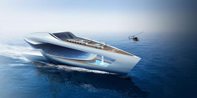 CF8 Superyacht Concept - 2