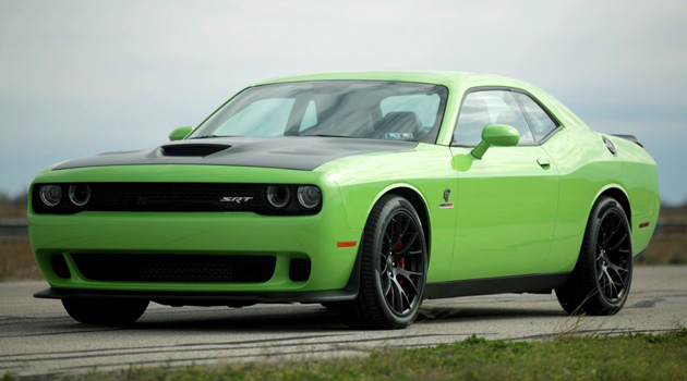 Hennessey Challenger Hellcat HPE1000 – Because 707HP Just Isn't Enough