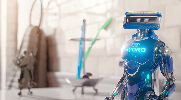 Introducing The New Schick Hydro 5 Razor