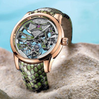 Ulysse Nardin's Limited Edition Skeleton Watch Will Leave You Drooling