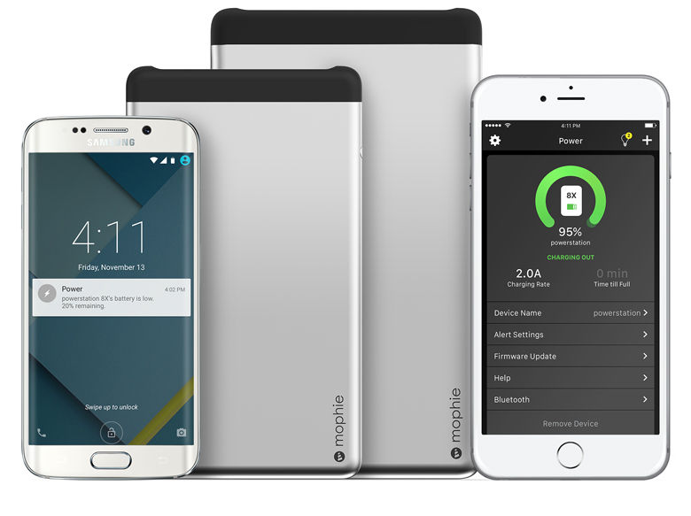 Stay Fully Charged On The Road With A Mophie Powerstation
