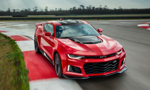 The 2017 Camaro ZL1 Takes On The World With 640HP Supercharged V8