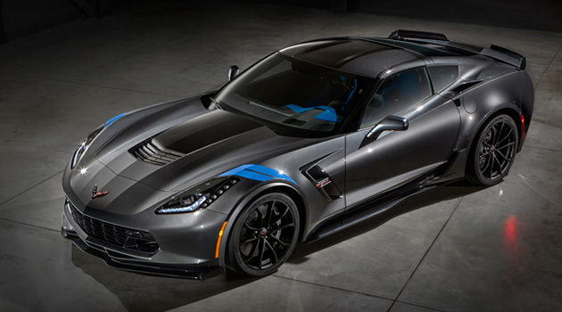 The 2017 Chevrolet Corvette Grand Sport Is Basically A Non-Supercharged Z06