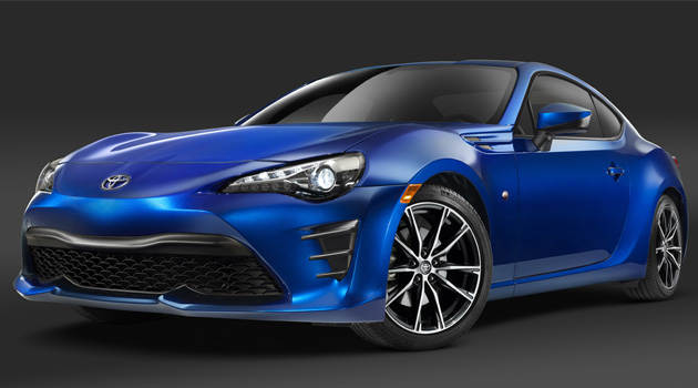 It's Official, The Scion FR-S Will Now Be Called A Toyota 86