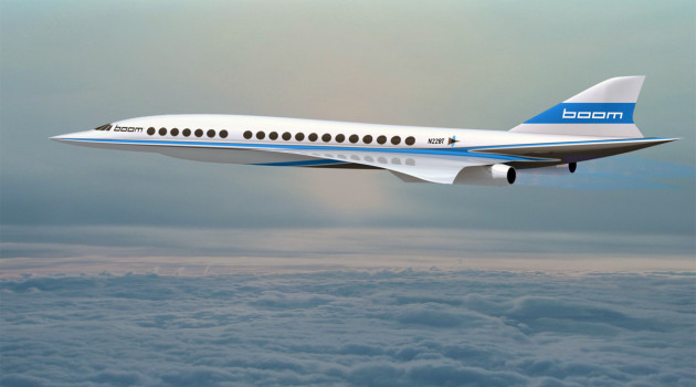 Boom Wants To Bring Supersonic Flights Back.. At Business Class Prices!