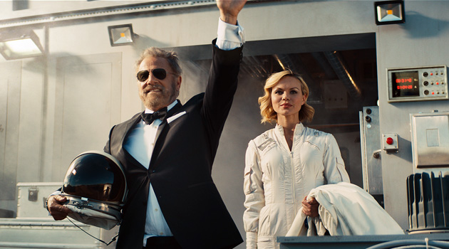 "Dos Equis Sends ""Most Interesting Man In The World"" On One-Way Mission To Mars"