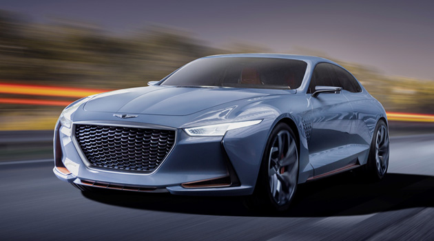 Hyundai Has A Hit On Their Hands With The Genesis New York Concept