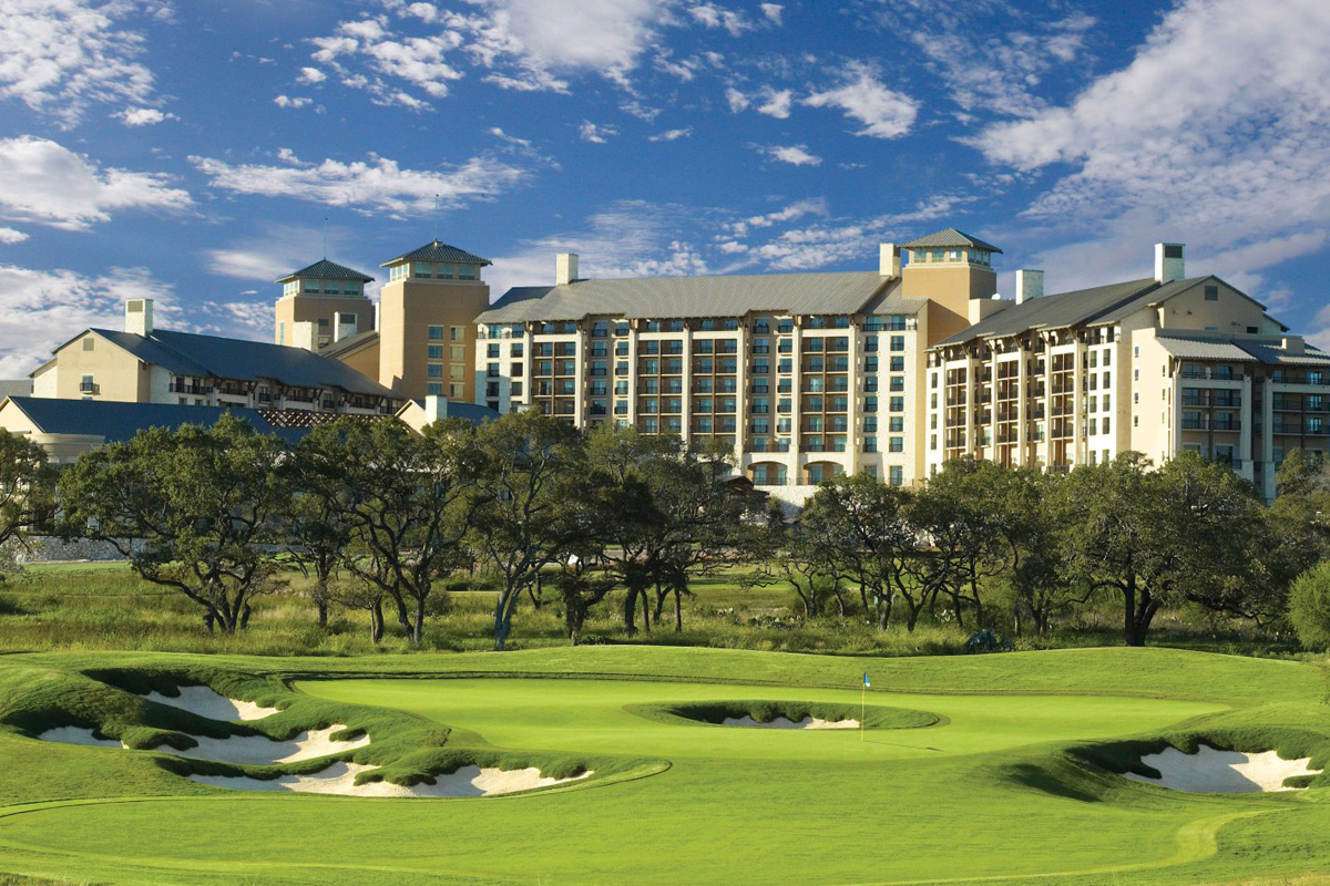 The Jw Marriott San Antonio Hill Country Resort Ideal For