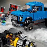 Ford F-150 Raptor LEGO Speed Champions Set Is Awesomeness For All Ages