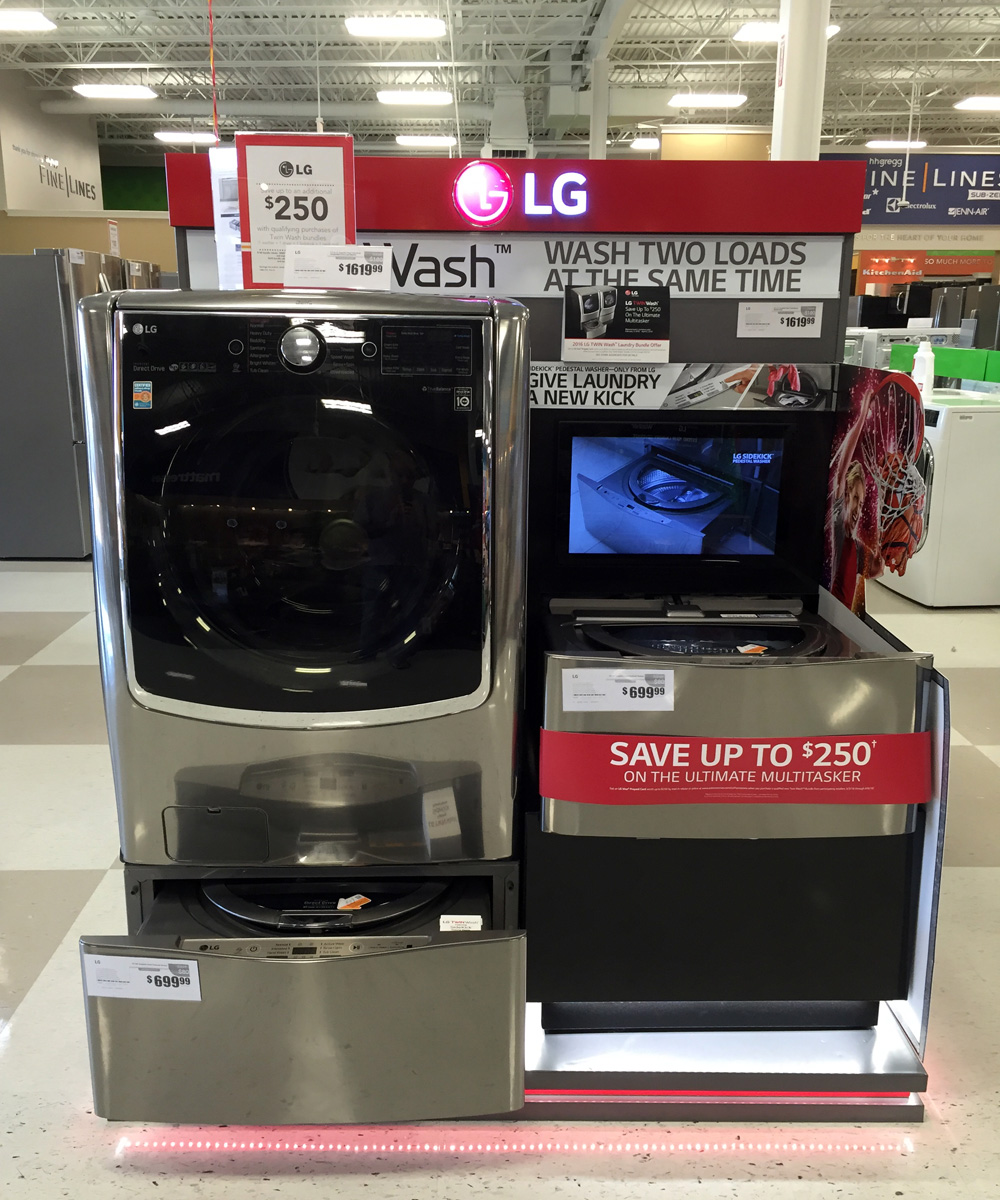 Enter To Win An Lg Oled Tv Or Lg Twin Wash Laundry Pair From Lg