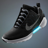 Introducing Nike's HyperAdapt 1.0 Self-Lacing Shoes