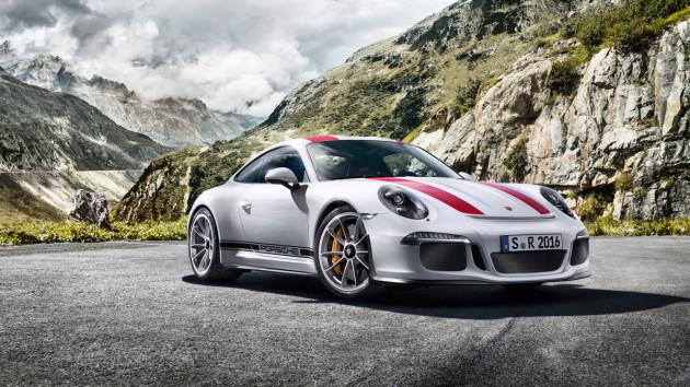 Porsche-911R-1