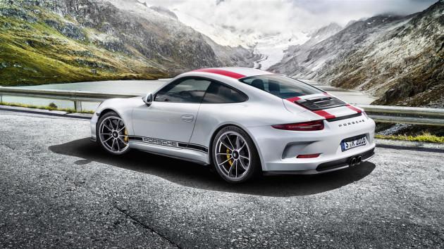 Porsche-911R-2