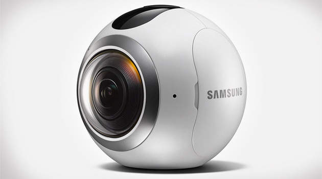 Capture Amazing 360° Video With Samsung Gear 360