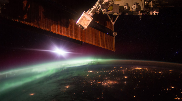 Check Out These Incredible Photos From Astronaut Scott Kelly's Year In Space
