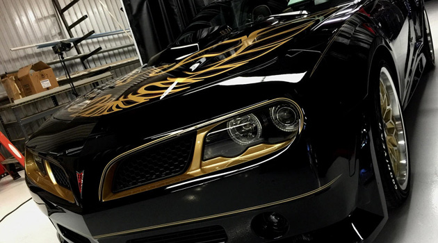 Burt Reynolds Signs Off On New Trans Am 'Bandit Edition'