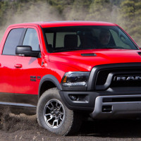 Spending A Day Getting Dirty In The 2016 Ram Rebel