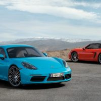 Introducing The 2017 Porsche 718 Cayman