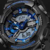 Review: G-SHOCK Cool Blue Color Series