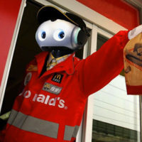 A McDonald's Restaurant In Phoenix To Be Staffed Entirely By Robots?!