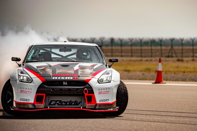 Nissan-GTR-Drift-Record-1