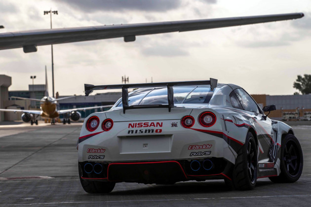 Nissan-GTR-Drift-Record-4