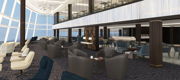 Norwegian-Joy - Concierge Lounge