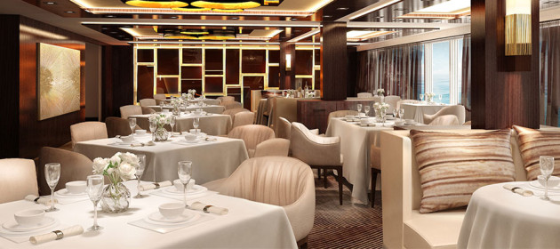 Norwegian-Joy - Haven Restaurant