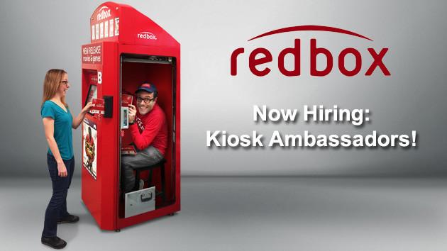 Redbox Kiosk Ambassadors
